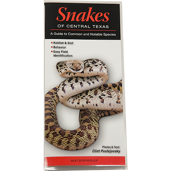 Snakes of Central Texas Field Guide, , 600