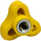 Harmony Tri-Wing-Nut Knob - 2 Pack, , medium