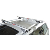 Malone 58 in. AirFlow2 Universal Cross Rail System Roof Rack 2021, , medium