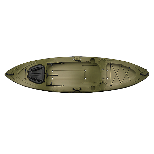 Diablo Amigo Recreational Kayak, Camo, 600