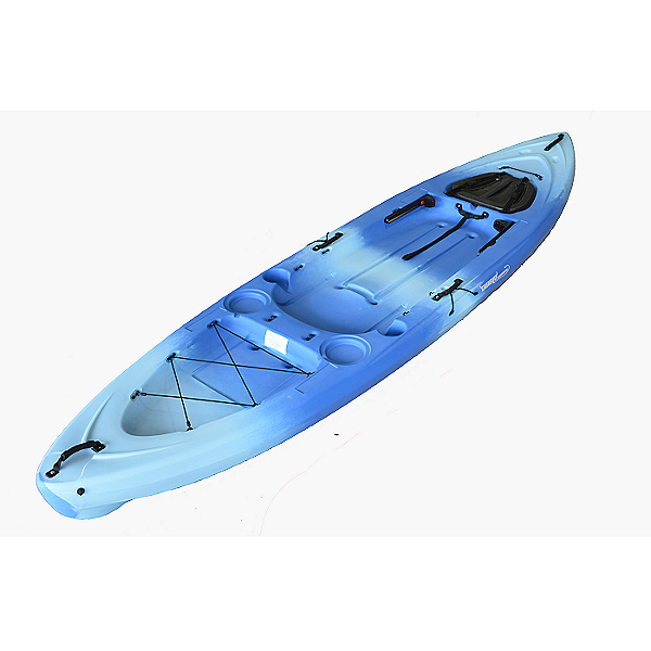 Diablo Amigo Recreational Kayak, Blue Camo, 600