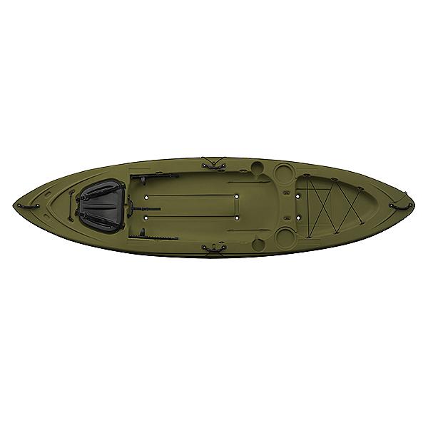 Diablo Amigo Recreational Kayak, Dark Olive, 600