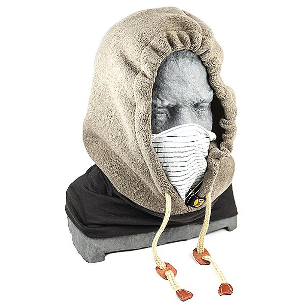 Buff Hoodie Thermal Pro Multifunctional Headwear, Fossil - Tan, 600