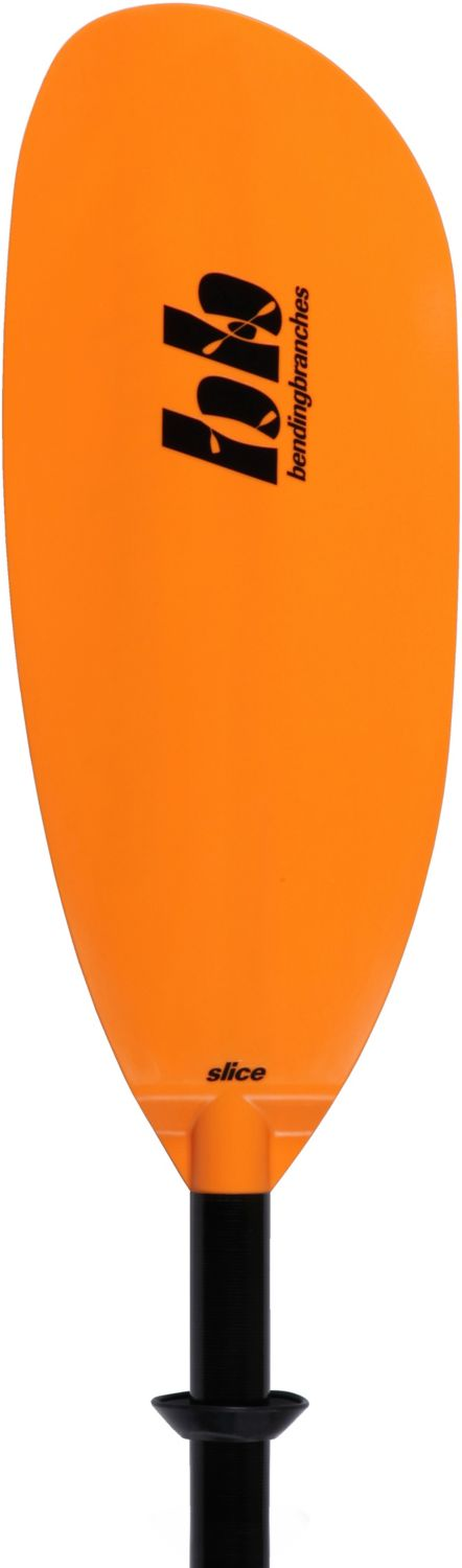 Bending Branches Slice Glass Solo Canoe Paddle