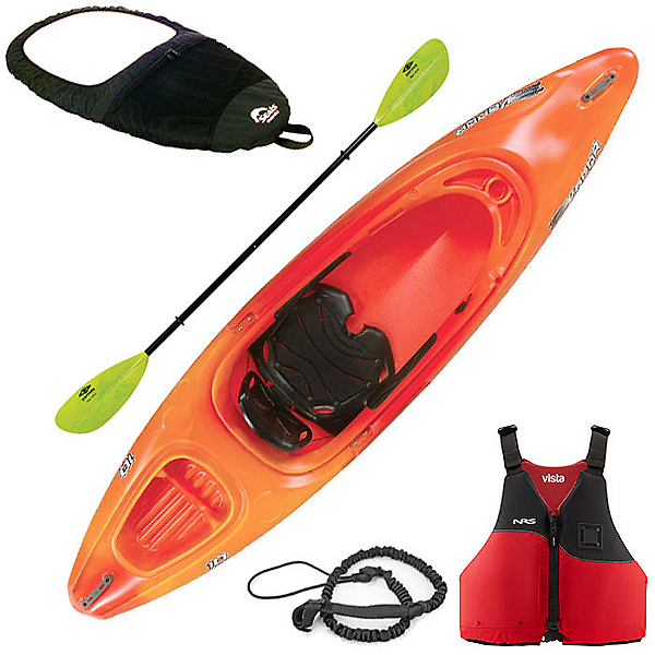 Old Town Vapor 10 Kayak - Sport Package