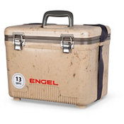 Engel 13 Quart Dry Box Cooler UC 13 - Grassland, , medium