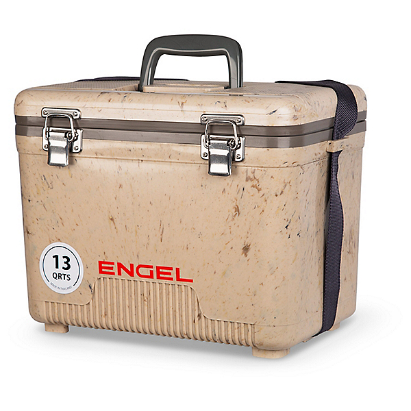Engel 13 Quart Dry Box Cooler UC 13 - Grassland, , 600