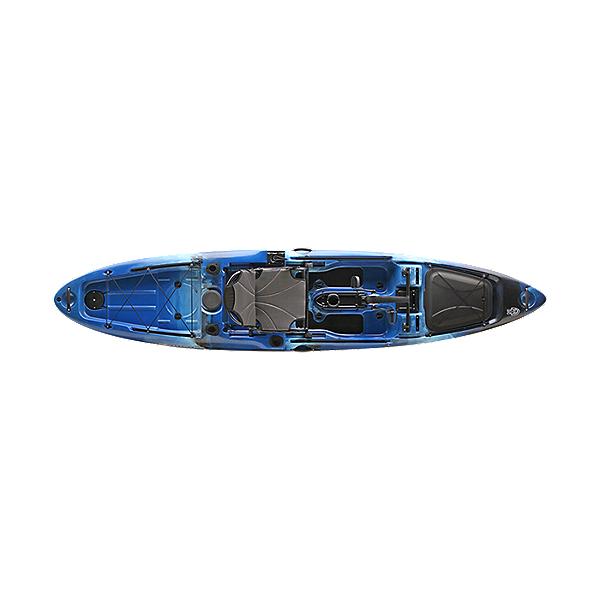 Native Watercraft Slayer 13 Propel Kayak, Blue Lagoon, 600