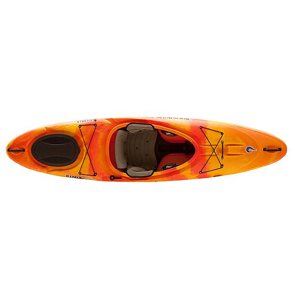 Liquid Logic Remix XP9 Kayak Sunburst, Sunburst, 600