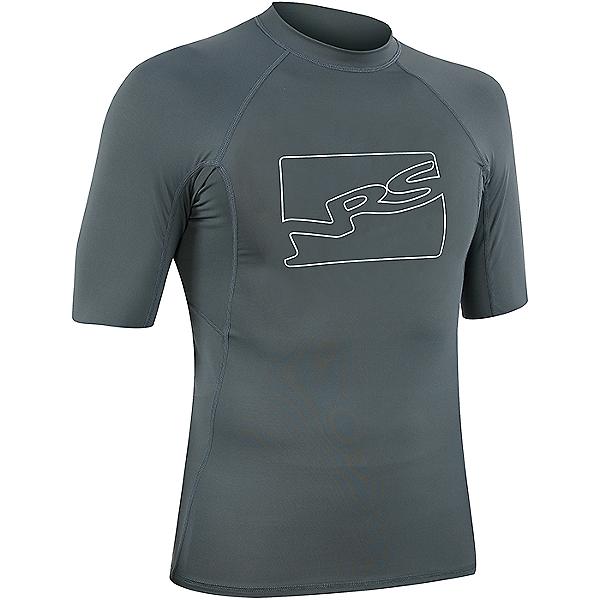 NRS HydroSilk Short Sleeve Shirt - Discontinued, Dark Gray, 600