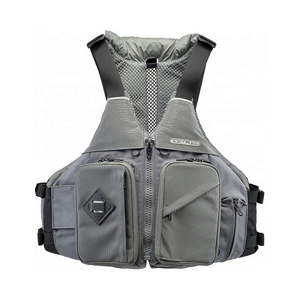 Astral Designs Ronny Fisher Life Jacket - PFD, Charcoal, 600