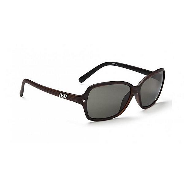 Optic Nerve Feltsense Polarized Sunglasses - Clearance, Matte Driftwood Demi / Smoke, 600