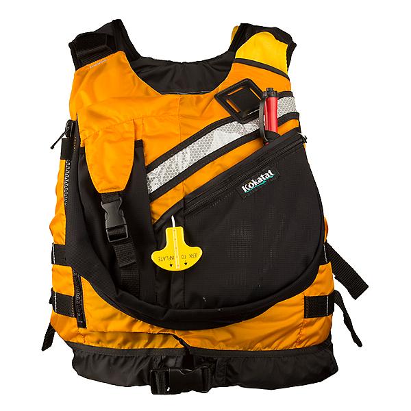 Kokatat SeaO2 Life Jacket - PFD Mango - L/XL, Mango, 600