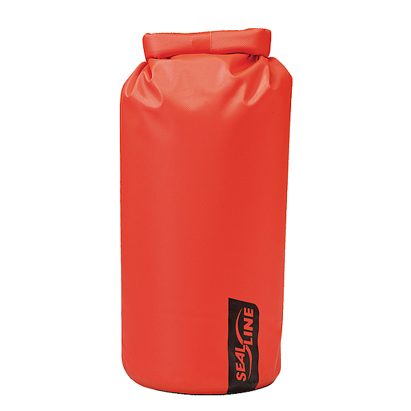SealLine Baja 5 Liter Dry Bag Red - 5 Liter, Red, 600