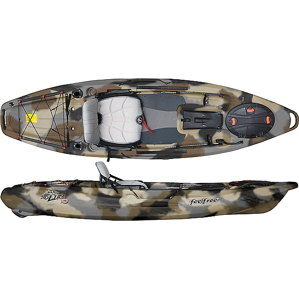 Feelfree Lure 10 Kayak, , 600