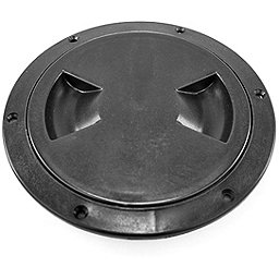 Harmony 6 5 in  Kayak Hatch Kit with Screw Lid