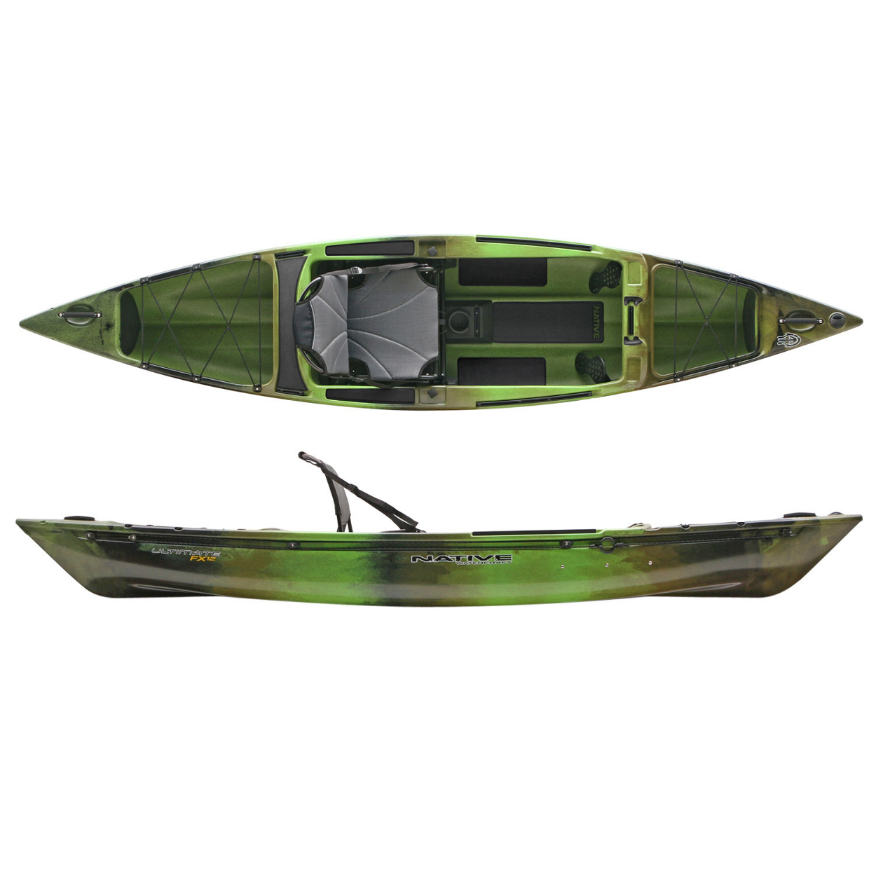 Canoes & Canoe Gear for Sale at Austin Kayak - ACK