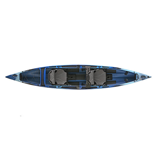 Native Watercraft Ultimate FX 15 Tandem Kayak, Blue Lagoon, 600