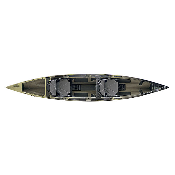 Native Watercraft Ultimate FX 15 Tandem Kayak, Hidden Oak, 600