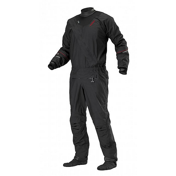 Stohlquist EZ Dry Suit - Unisex, Black, 600