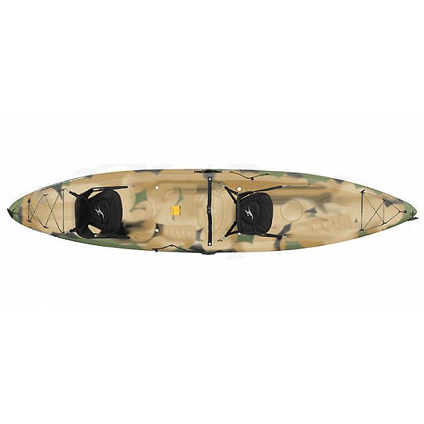 Ocean Kayak Malibu 2XL Angler - Blemished, Brown Camo, 600