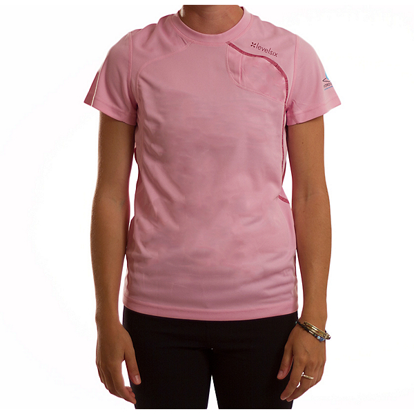 Level Six SUP Rider Short Sleeve Hydro Shield Shirt Women - Clearance, , 600