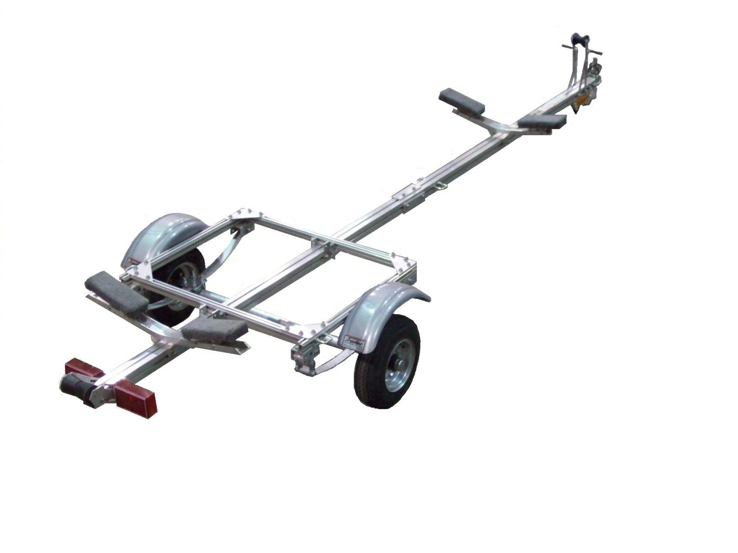 Trailex Ultra Light Duty Boat Trailer with Leaf Springs - SUT-220-S