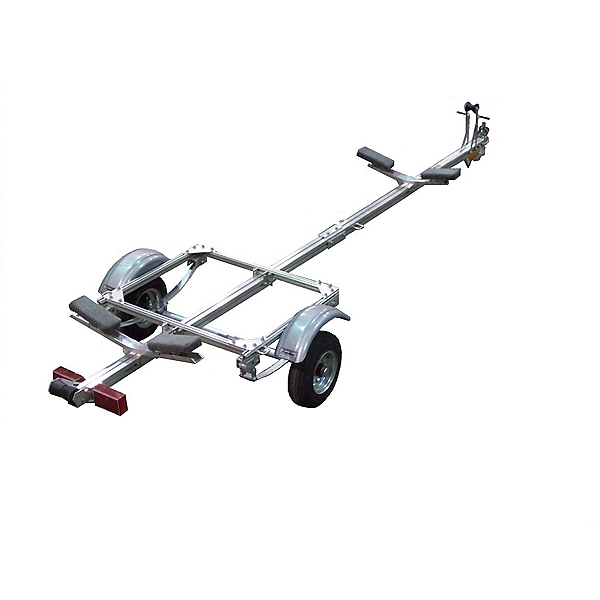 Trailex Ultra Light Duty Boat Trailer with Leaf Springs - SUT-220-S, , 600