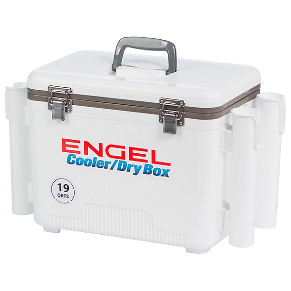 Engel Dry Box Cooler 19 with Rod Holders, , 600