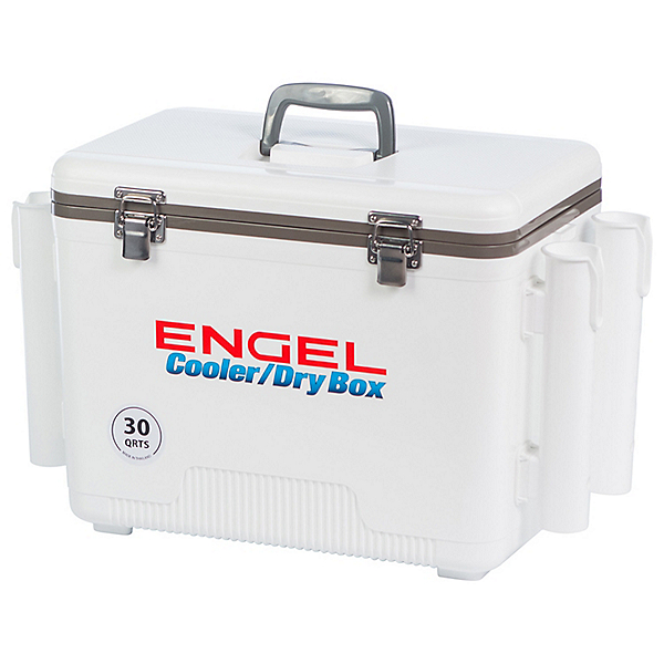 Engel Dry Box Cooler 30 with Rod Holders, , 600