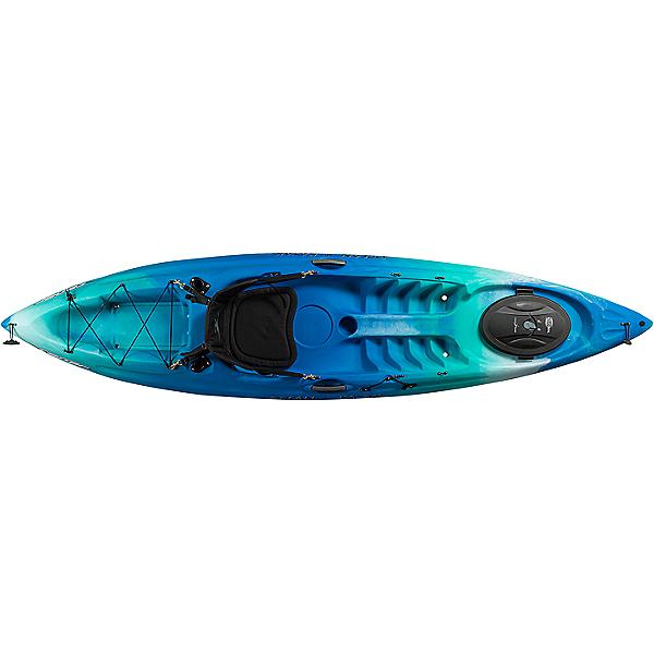 Ocean Kayak Caper Classic Kayak Seaglass, Seaglass, 600