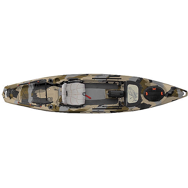 Feelfree Lure 13.5 Kayak, Desert Camo, 600