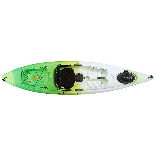 Ocean Kayak Venus 11 Kayak, Envy Green, 600