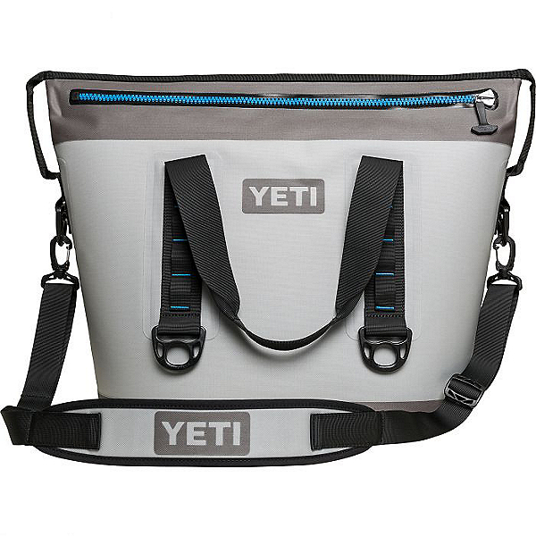 Yeti Hopper Two 30 Cooler, Gray/Blue, 600