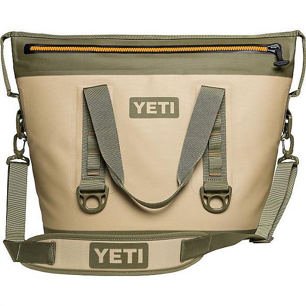 Yeti Hopper Two 30 Cooler, Field Tan, 600