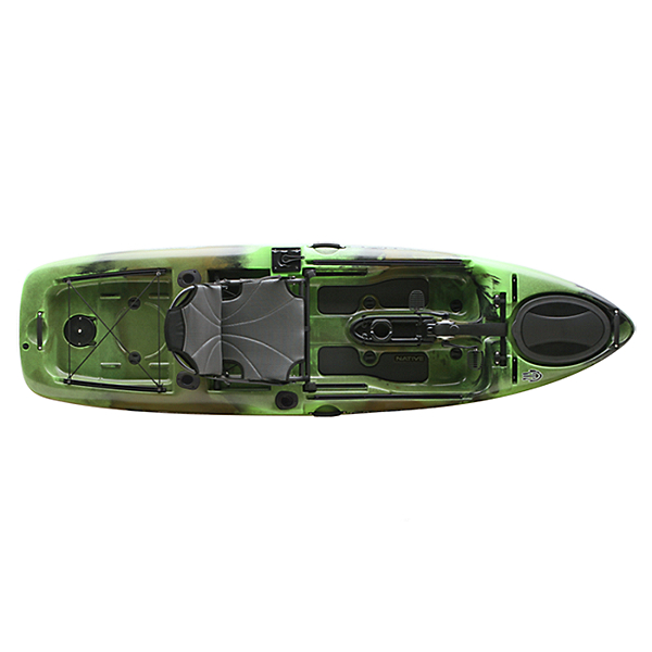 2019 Native Watercraft Slayer 10 Propel Kayak Lizard Lick, Lizard Lick, 600