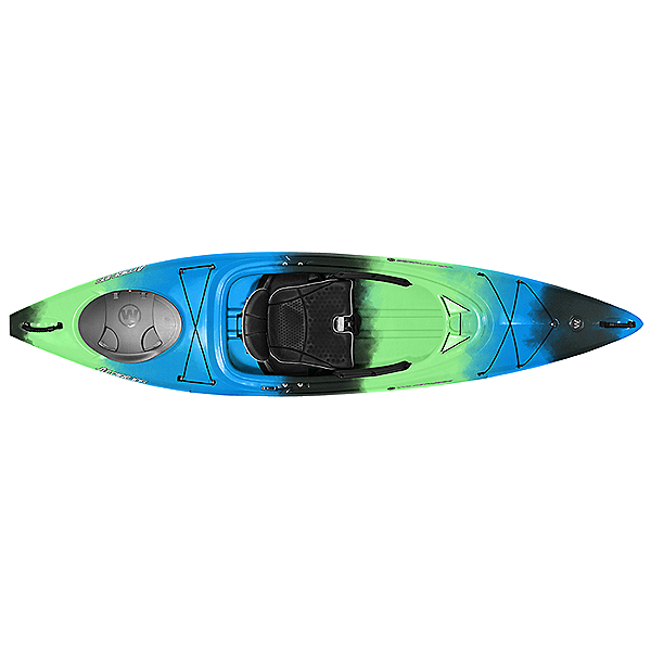 Wilderness Systems Aspire 105 - 2018 Closeout Colors, Galaxy Blue, 600