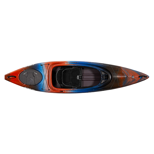 Wilderness Systems Aspire 105 - 2018 Closeout Colors, Atomic Orange, 600