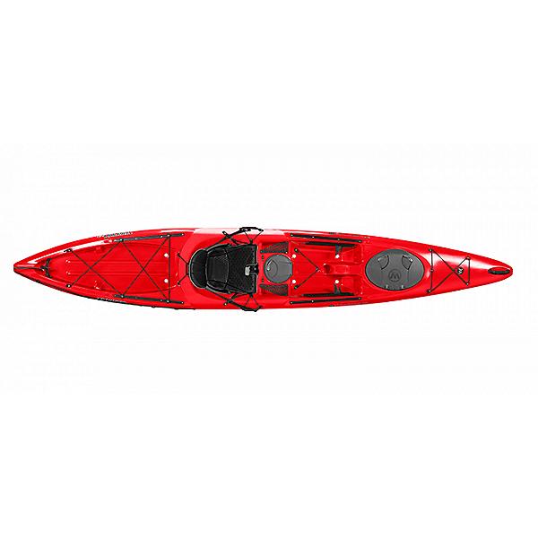 Wilderness Systems Tarpon 140 Kayak Red, Red, 600