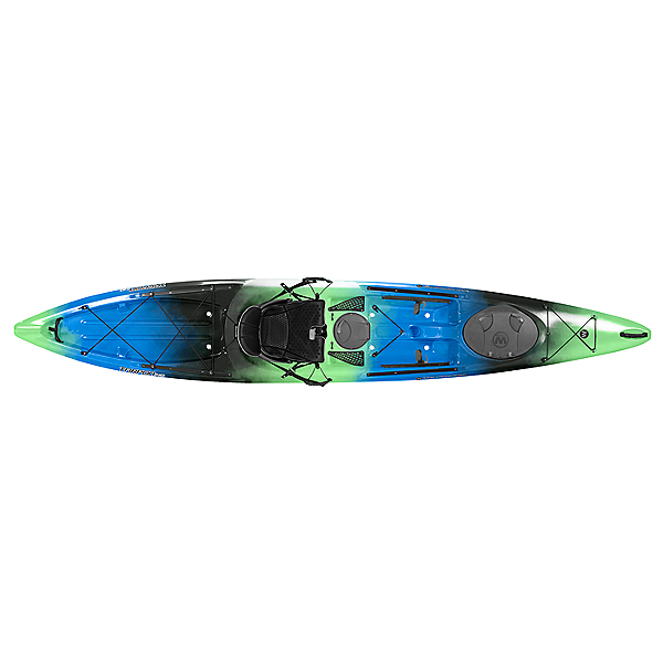 Wilderness Systems Tarpon 140 Kayak, Galaxy Blue, 600