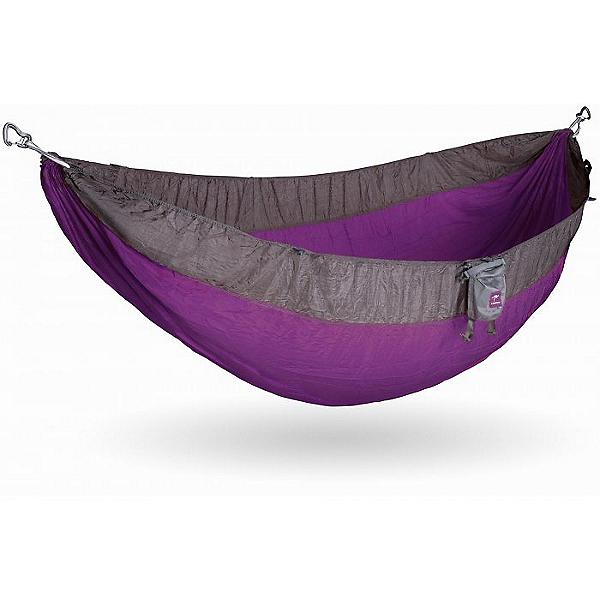 Kammok Roo Hammock - Closeout Purple/Gray, Purple/Gray, 600