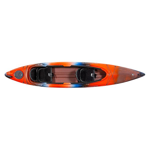 Wilderness Systems Pamlico 135T Tandem Kayak, Atomic Orange, 600