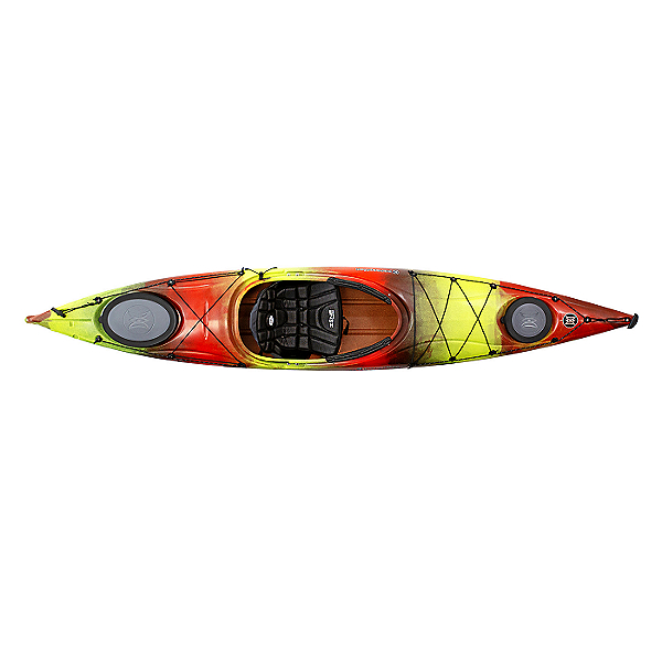 Perception Carolina 12.0 Touring Kayak 2020 Salsa, Salsa, 600