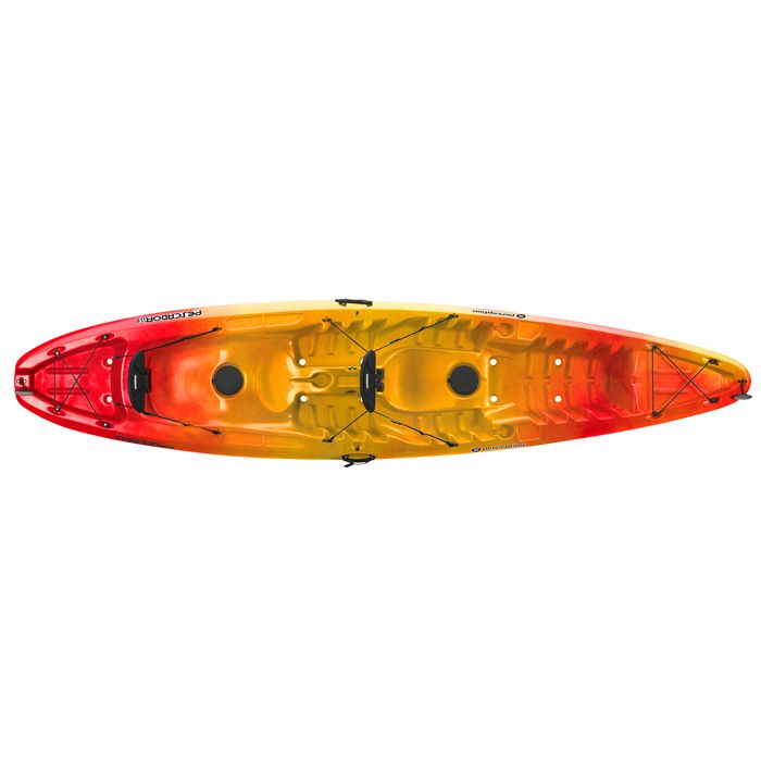 Perception Pescador 13t Tandem Kayak Austinkayak