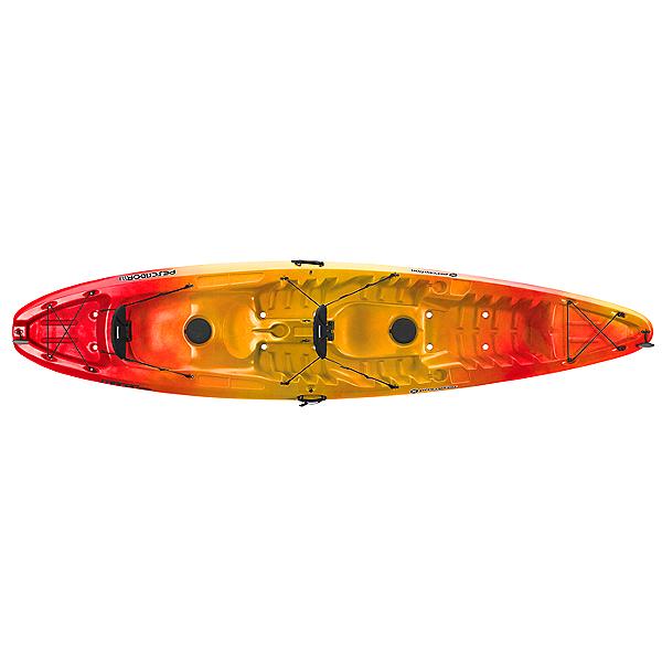 Perception Pescador 13T Tandem Kayak, Sunset, 600