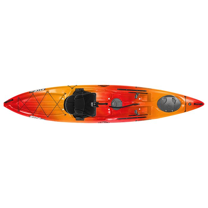 Wilderness Systems Ride 135 Kayak Low Seat 2018