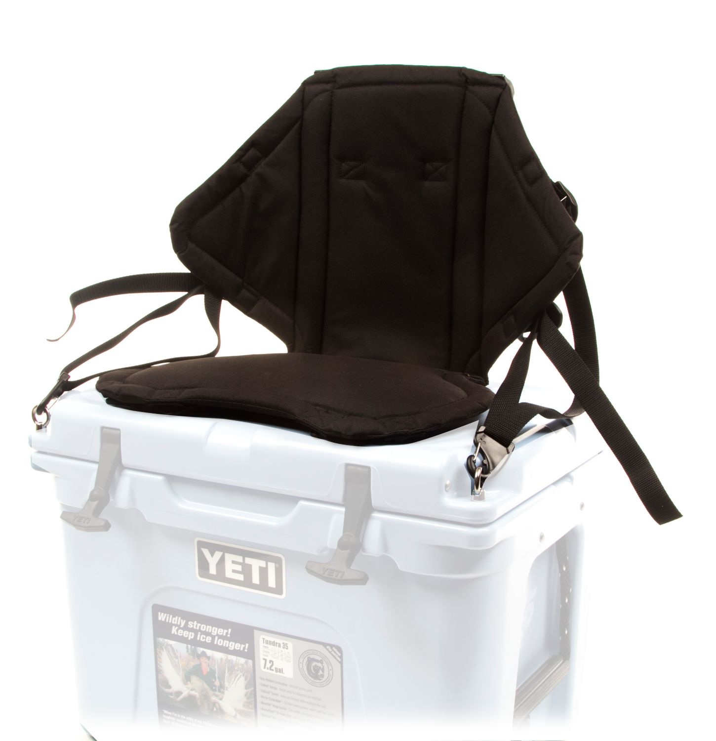 Kayaking Accessories Stores Drinks and Keeps Them Cool All Day Waterproof Cooler for Kayaking Compatible with Lawn-Chair Style Seats Skywin Kayak Cooler