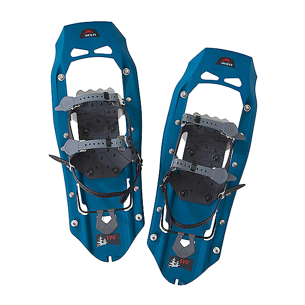 MSR Evo Snowshoes 22, Dark Blue, 600