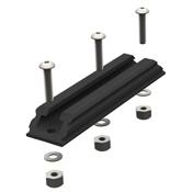 YakAttack Gear Trac GTSL90 4 Inch Plastic Mounting Track 2022, , medium