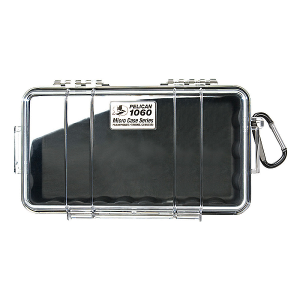 Pelican Micro Case 1060 Dry Box, Black, 600
